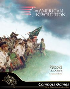 Command & Colors : Tricorne - The American Revolution